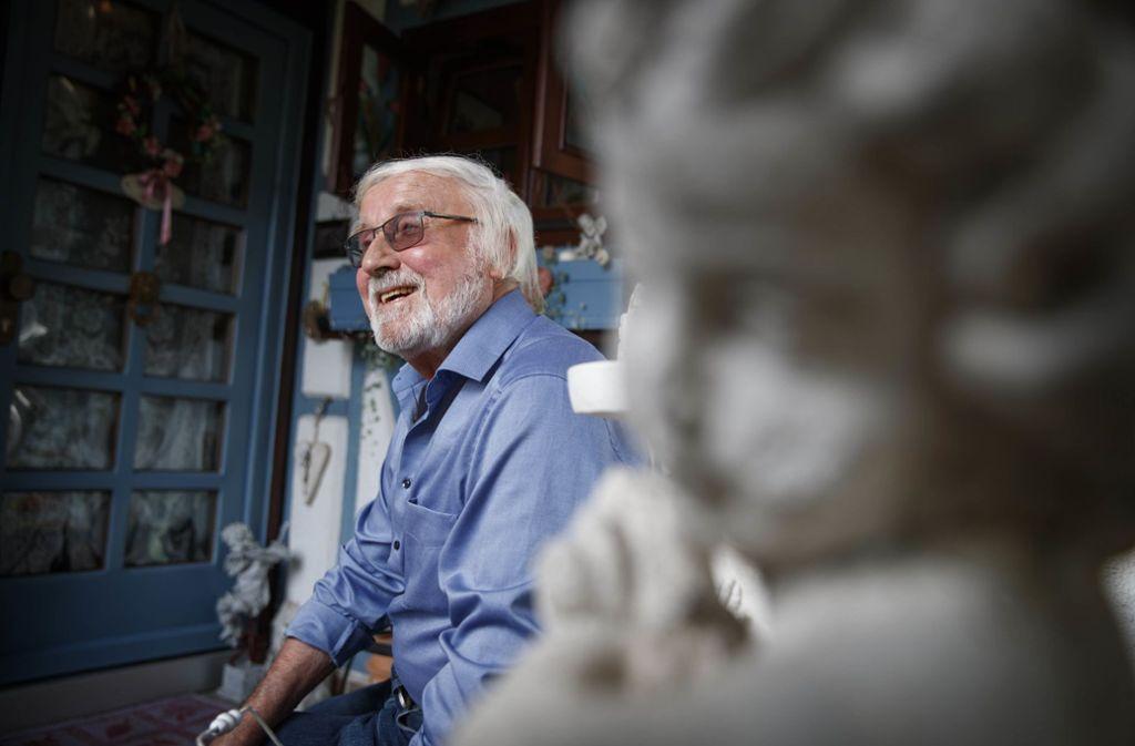 Rudolf Weiß hat sich auf viele Weise verdient gemacht. Foto: Gottfried Stoppel