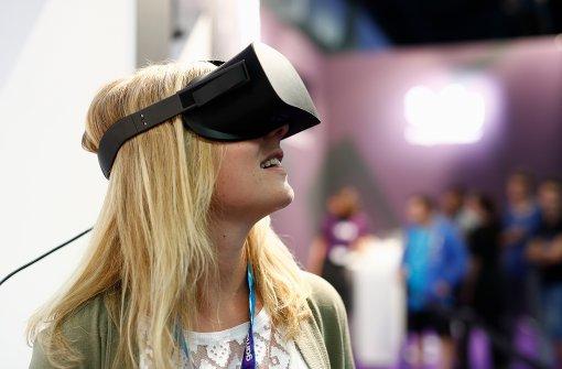 Virtuelle Realität bietet ungeahnte Möglichkeiten