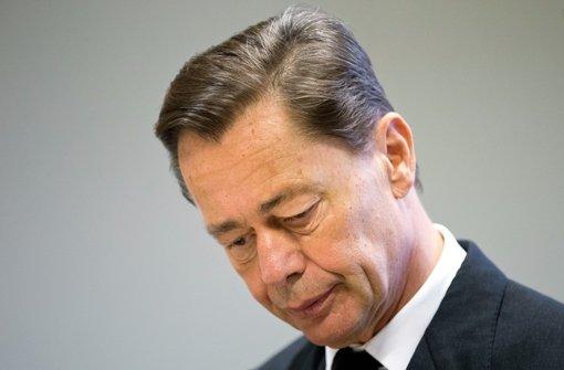Haftbefehl gegen Middelhoff ausgesetzt