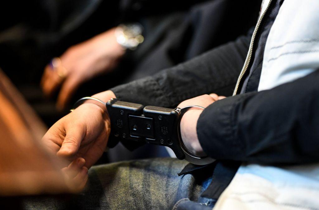 Vor dem Landgericht wird  der Staufenener Missbrauchsfall verhandelt. Foto: dpa