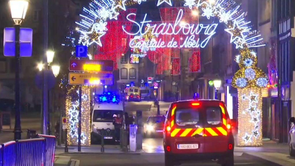 Zwei Tote und elf Verletzte bei Angriff auf Weihnachtsmarkt