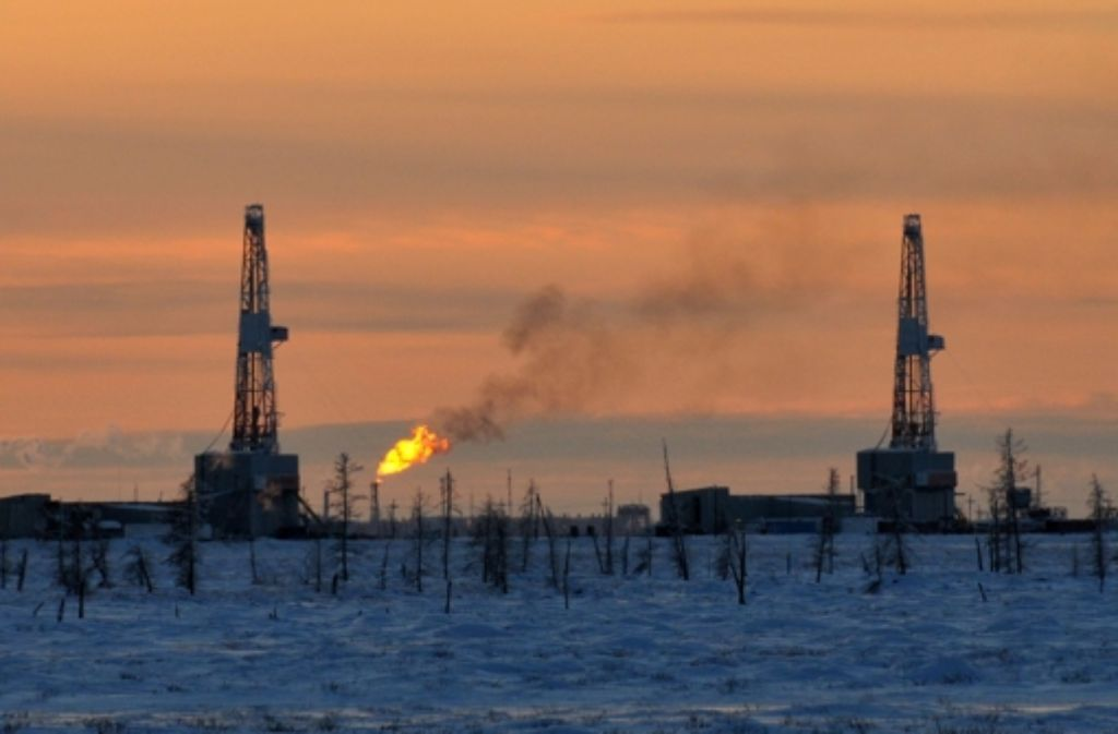Bei der Russland-Affäre der EnBW geht es auch um geplante Gasgeschäfte. Foto: dpa