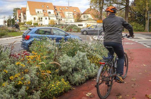 Heikler Konflikt zwischen Autofahrern und Radlern