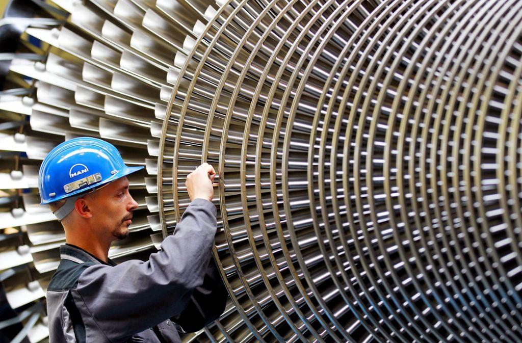 Der Anlagenbauer Eisenmann musste Insolvenz beantragen. (Symbolfoto) Foto: dpa