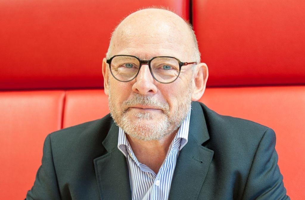 Winfried Hermann wird nicht gerne zum Ausbilder für Lokführer. Foto: dpa