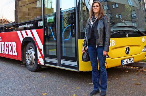 Nach Busfahrt mit  Hämatom zum Arzt