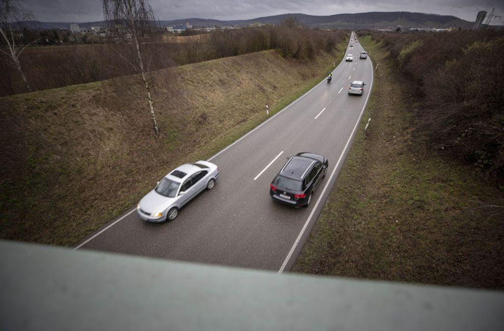 In Waiblingen fürchtet man den Altdiesel-Schleichverkehr um Stuttgart herum. Foto: Gottfried Stoppel