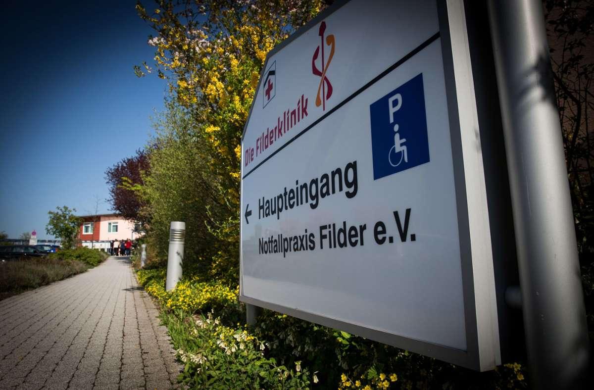 Ein komplizierter Fall, der sich an der Filderklinik zugetragen hat,  ist nach drei Monaten geklärt. Foto: Lichtgut/Achim Zweygarth