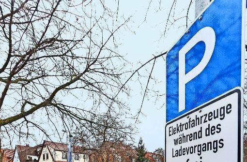 Wer elektrisch fährt, soll frei parken dürfen