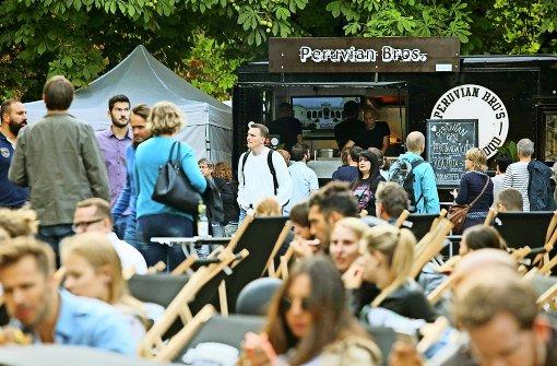 Street Love Market feiert Premiere