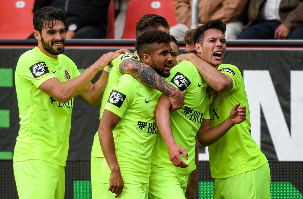 Auswärtstorregel Relegation