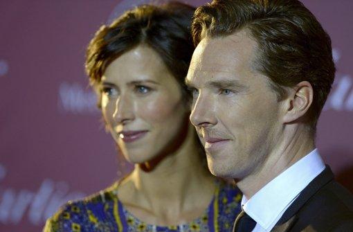 Cumberbatch und Co. geben sich die Ehre