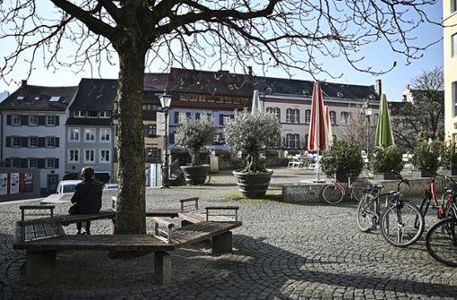 Freiburg betreten verboten