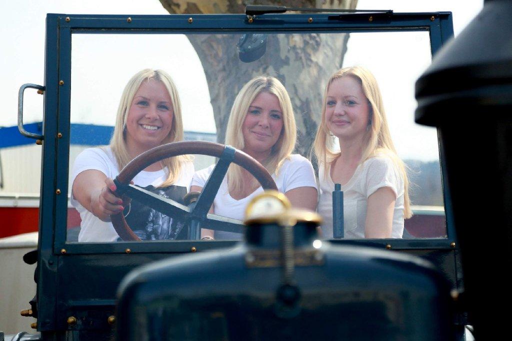 Zum 75. Geburtstag des Stuttgarter Frühlingsfests dürfen sich die Besucher auf eine Reise in die Vergangenheit des Wasens begeben. Foto: www.7aktuell.de | Oskar Eyb