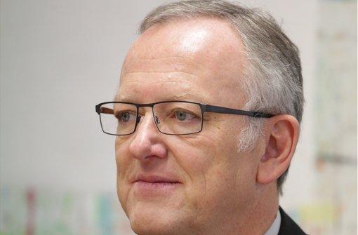 Günter Geyer wiedergewählt