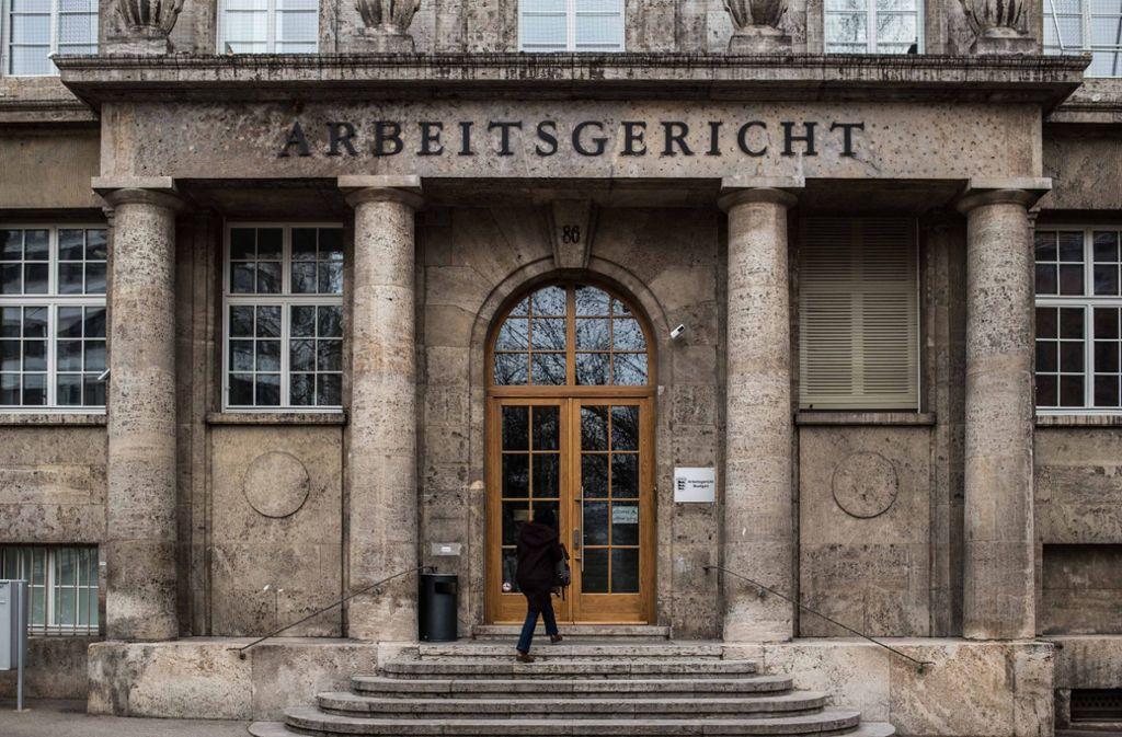 Wieder muss sich ein Arbeitsgericht in Stuttgart mit den Vorgänge in der früheren Auslandsabteilung des städtischen Klinikums befassen. Foto: Lichtgut/Max Kovalenko