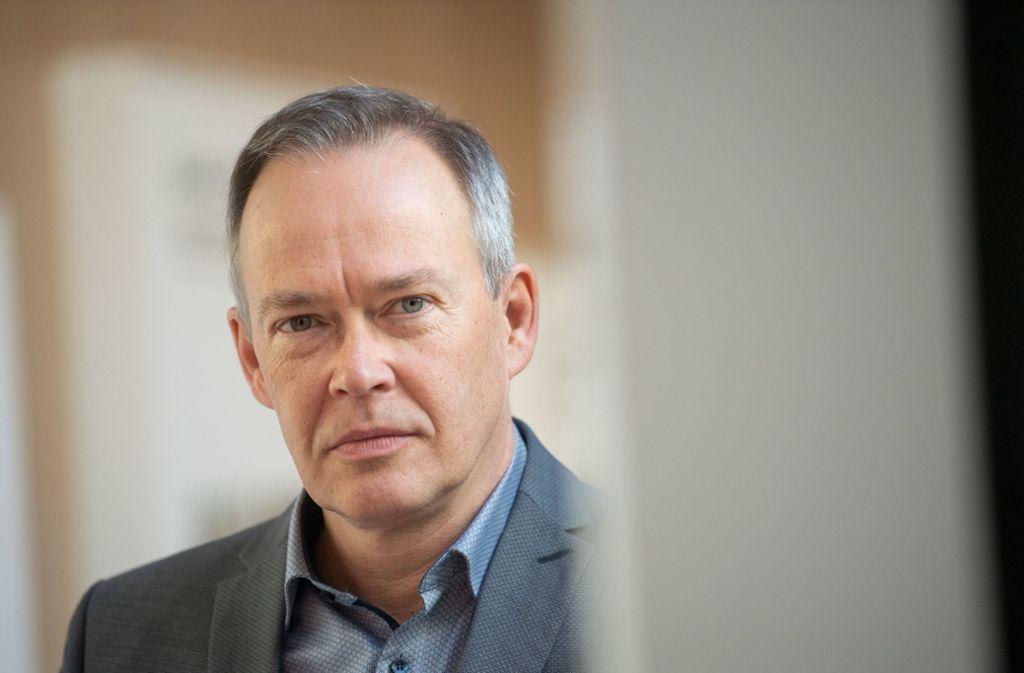 Künftig mehr Augenmerk auf Kontrollen: Stefan Brink, Landesbeauftragter für den Datenschutz und die Informationsfreiheit in Baden-Württemberg Foto: dpa