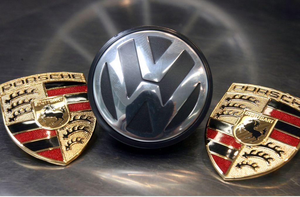 2008 wollte Porsche den Volkswagen-Konzern übernehmen und scheiterte dabei krachend. Foto: dpa
