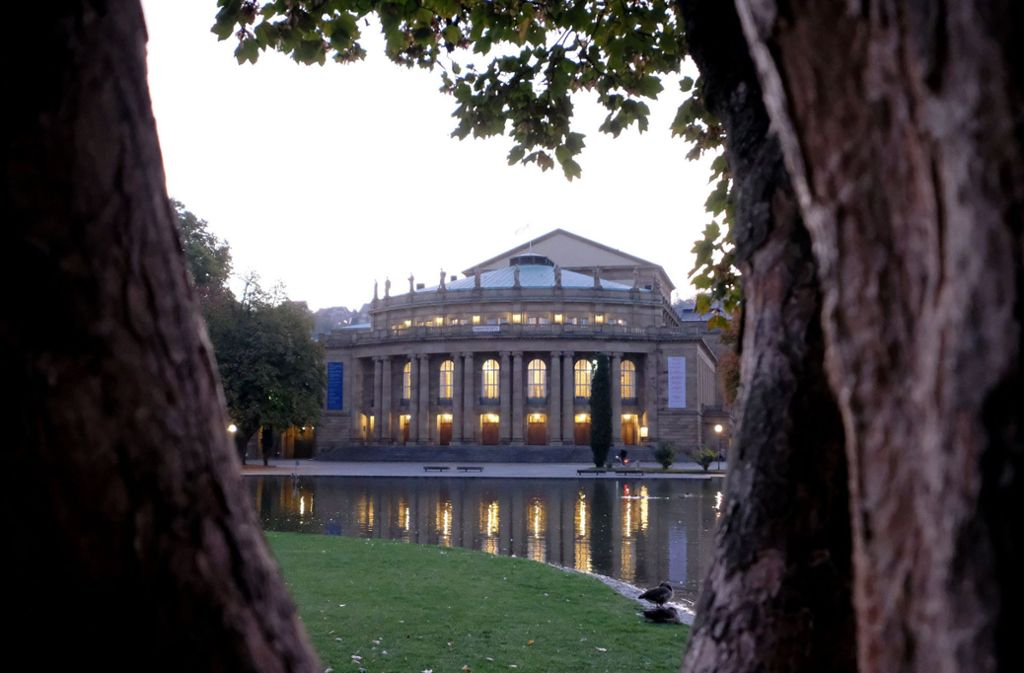 Die Diskussion um die Zukunft der Stuttgarter Staatsoper bleibt auf der Tagesordnung. Foto: dpa