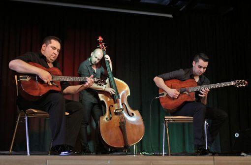 Gypsy-Jazz im Klösterle