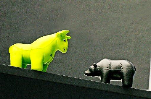 Anleger machen keine Pause