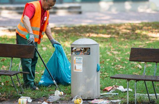 Schon fast hundert Bußgeldverfahren gegen Müllsünder