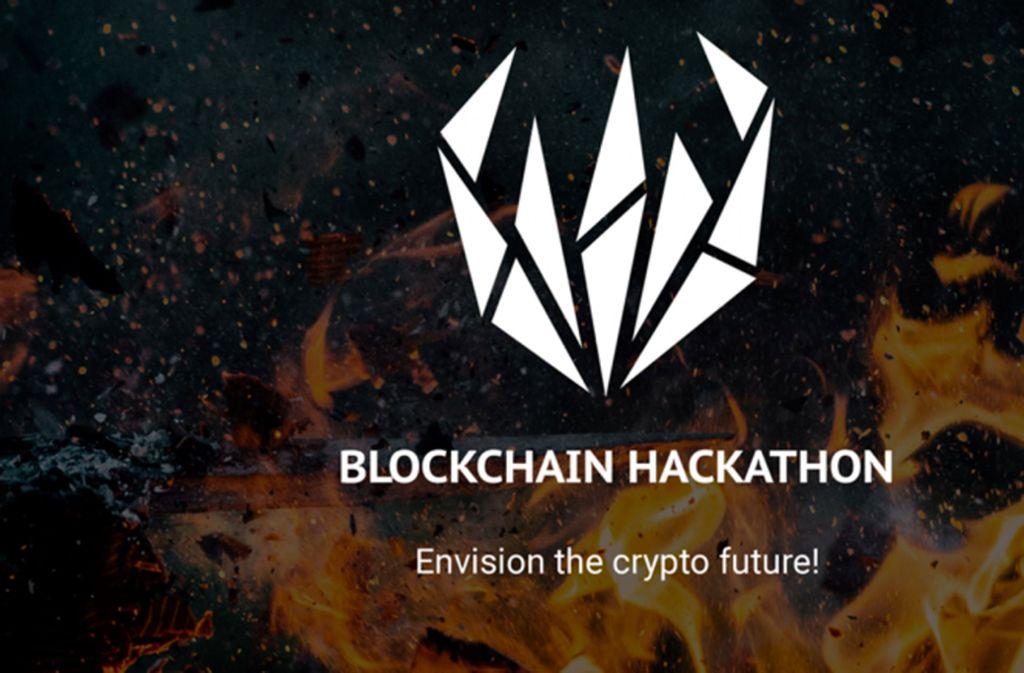 Mit einem an Prometheus angelehnten Feuer-Symbol lädt man zum Blockchain-Hackathon in Stuttgart. Foto: Bwcon