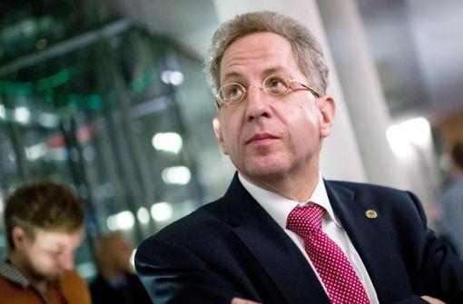 Unionsfraktionschef Brinkhaus verärgert über Maaßen-Auftritt