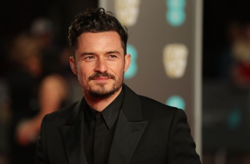 Orlando Bloom spricht Prinz Harry