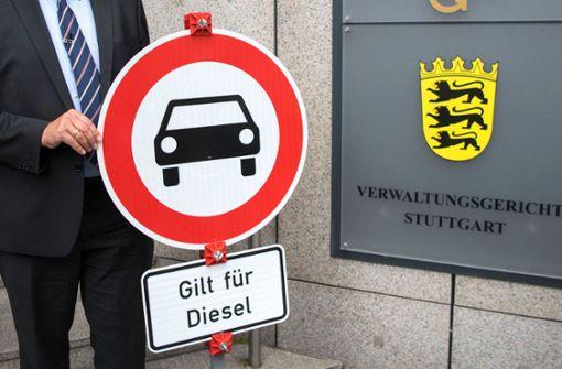 188.000 Diesel vom drohenden Fahrverbot betroffen