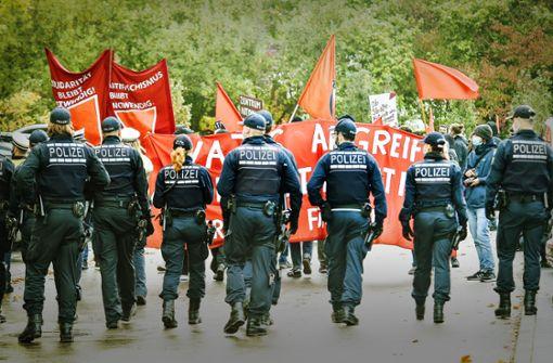 Keine Milde für Antifa-Aktivisten – Politische Kampfansage am Ende