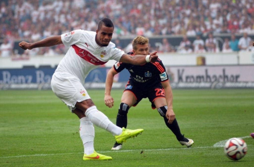 Abgezogen: der VfB-Spielmacher Daniel Didavi hat in der Endphase der Saison nach langer Verletzungspause wieder überzeugt. Foto: dpa