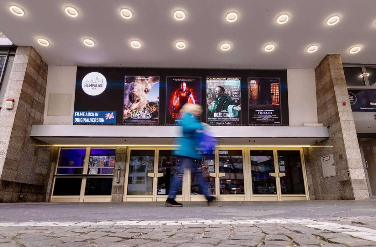 In Kinos und im Theater muss in Bayern künftig keine Maske mehr getragen werden. Foto: imago images/Future Image/Christoph Hardt