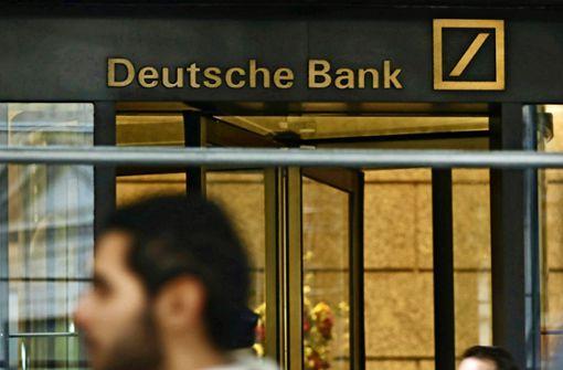Donald Trump und die Deutsche Bank