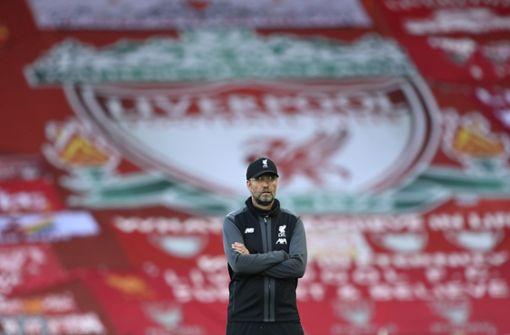 Jürgen Klopp kritisiert Liverpool-Fans