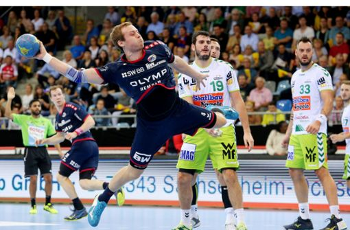 Dicke Überraschung im Handball-Derby