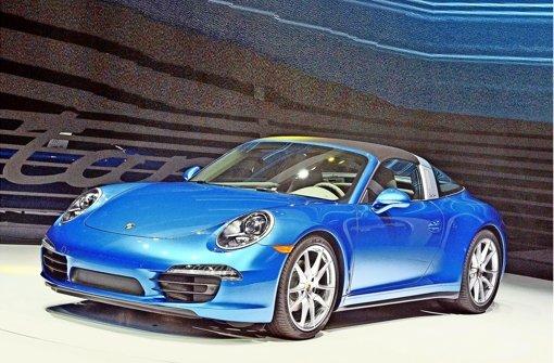 Porsche expandiert an neuen Standorten