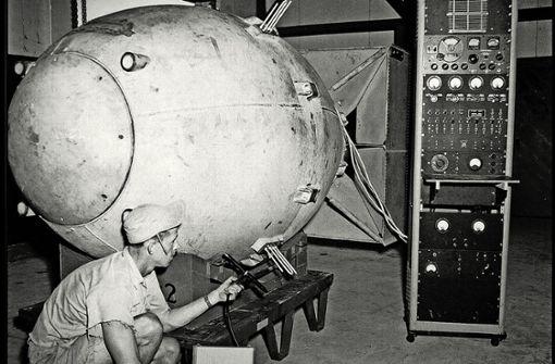 Die Bombe, die Hitler nicht haben sollte