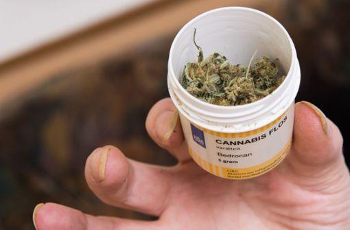 Cannabis für Medizin und Kosmetik