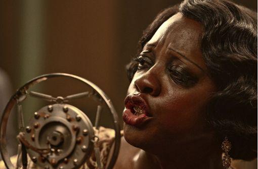 Viola Davis  stimmgewaltig  auf Oscar-Kurs