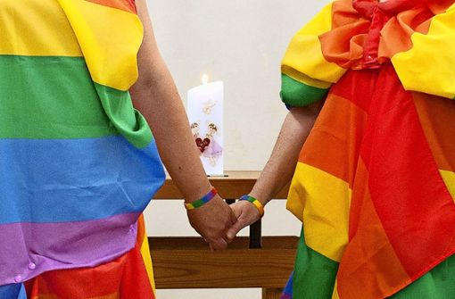 Segen für Homopaare in Brenzkirche und Co.