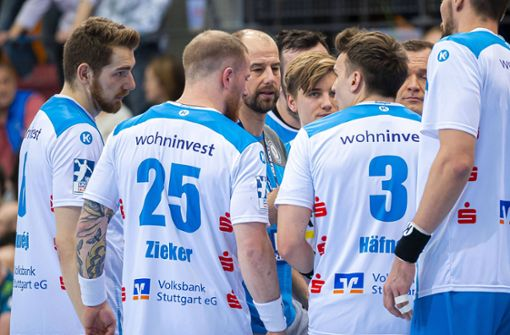 Handball-Bundesliga pausiert bis Ende April