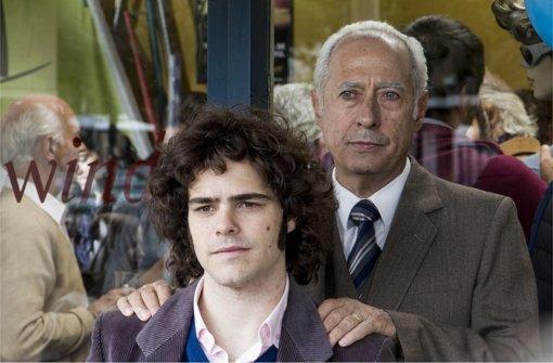 Ein trügerisches Muster der Ehrbarkeit: Puccio (Guillermo Francello) und sein  Sohn Alejandro (Peter Lanzani) Foto: Prokino Filmverleih