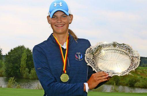 So will Golferin Helen Briem durchstarten