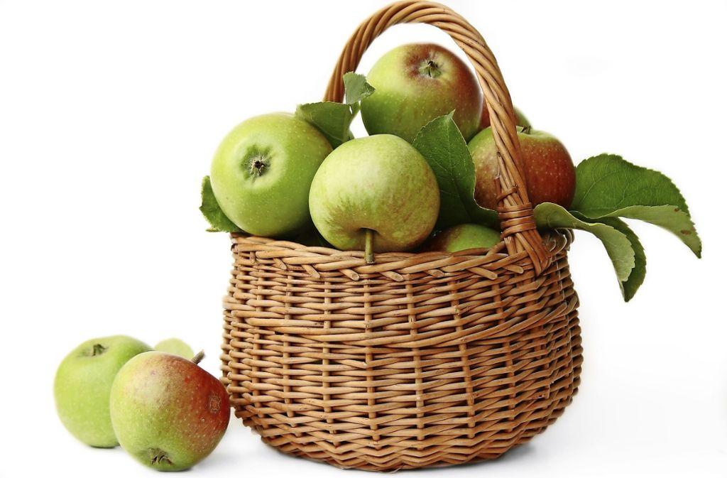 Wer  Saft aus seinem eigenen Obst haben will, hat in Filderstadt und L.-E. mehre Anlaufstellen. Foto: Irina Fischer - Fotolia