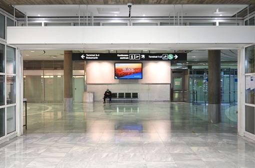 Corona: Staat  plant Hilfen  für Flughäfen