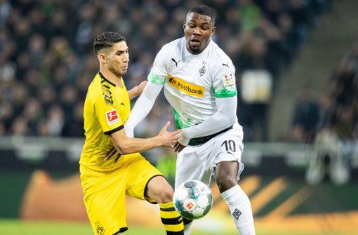 Dortmund siegt glücklich mit 2:1 im Bundesliga-Spitzenspiel