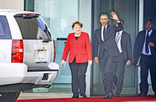 Von Obama bis Merkel – Afrikas Namen spiegeln die Welt