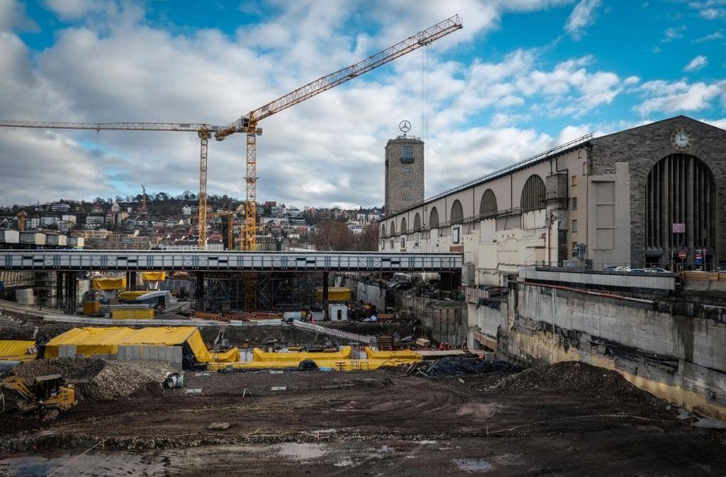 Der neue Stuttgarter Hauptbahnhof könnte mit veralteter Stellwerks- und Sicherungstechnik in Betrieb gehen. Foto: Lichtgut/Max Kovalenko
