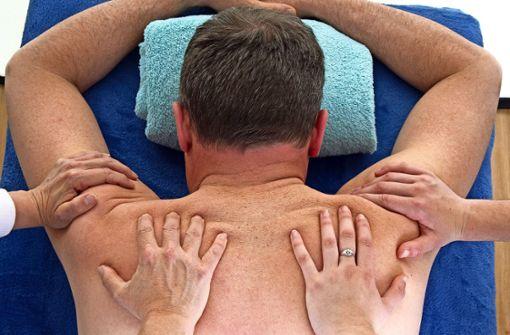 Nur Massage oder doch Sex? Studio im Zwielicht